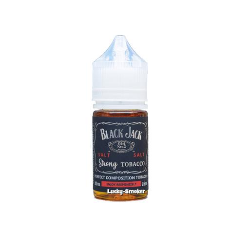 Жидкость Black Jack Salt 30 мл Strong Tobacco