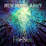 New Model Army / From Here (RU)(CD)