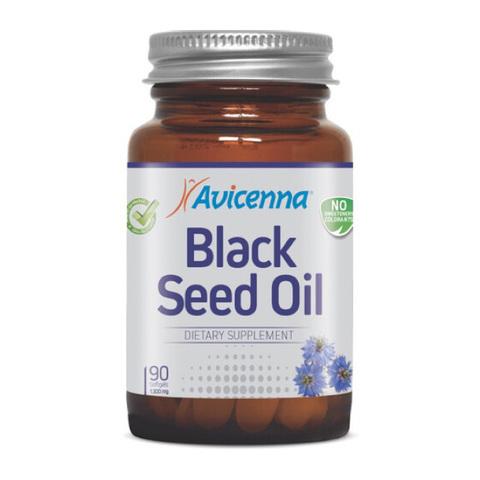 AVICENNA | Масло черного тмина, (90 капсул)
