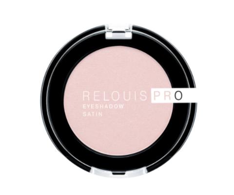 RELOUIS Тени Pro Eyeshadow Satin тон 32, rose quartz