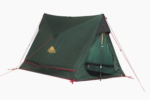 Туристическая палатка Alexika Solo 2 (2 местная)