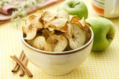 Яблочные чипсы 30 гр