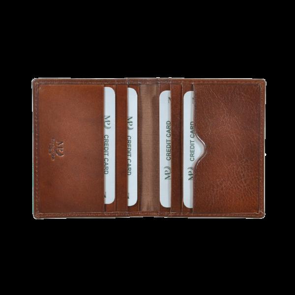 B120242 Cognac - Футляр для карт MP
