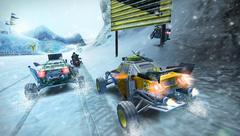 MotorStorm Adge (PSP, русская версия, б/у)
