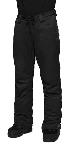 Брюки сноубордические Thyrtytwo Wooderson Pant - black '17