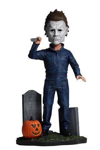 Фигурка Башкотряс NECA Halloween (2018) - Michael Myers