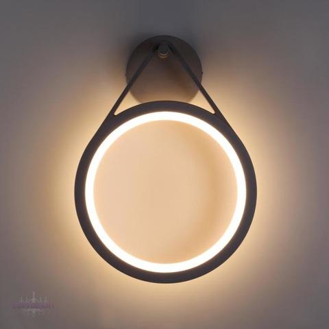 Уличный настенный светодиодный светильник 358059 серии ROCA