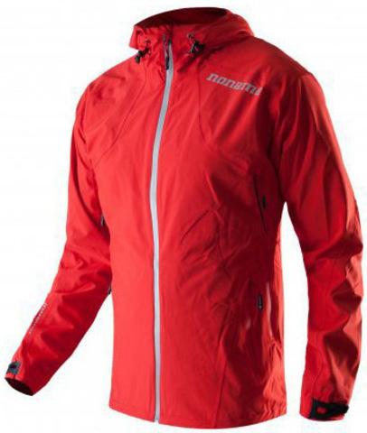 Мембранная куртка Noname Camp 13 Red мужская