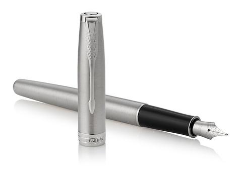 Перьевая ручка Parker Sonnet , Stainless Steel CT123