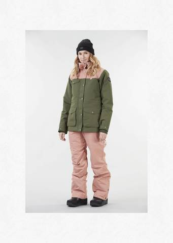 Куртка Picture Organic 10К/10К Picture Organic KATE JKT A Army Green