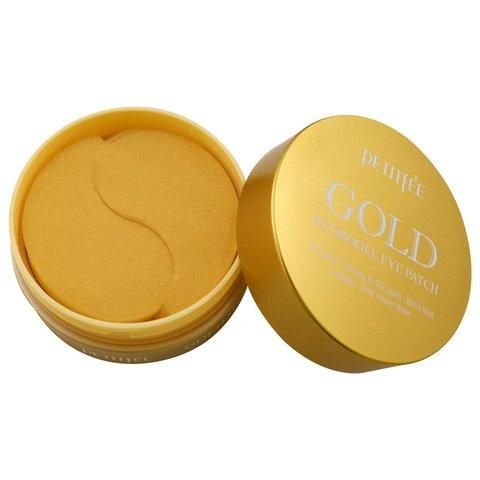 Патчи для век гидрогелевые Золото 60 шт 84 гр