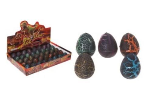 068-1298 Растущие животные в черном яйце №2