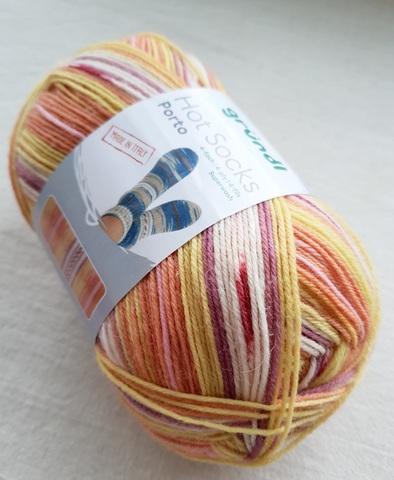 Gruendl Hot Socks Porto купить
