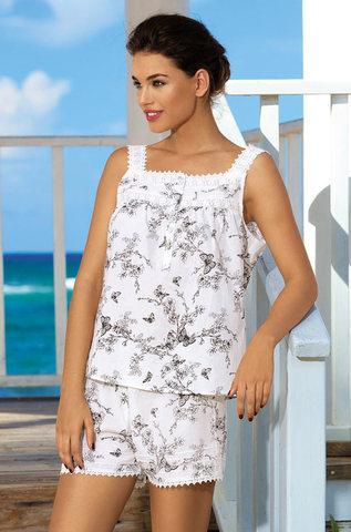 Пижама женская хлопковая MIA-MIA  Elisa  16046