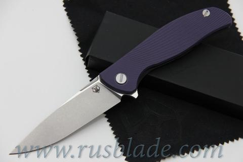 CUSTOM Shirogorov M390 HATI CLUB KNIFE MRBS