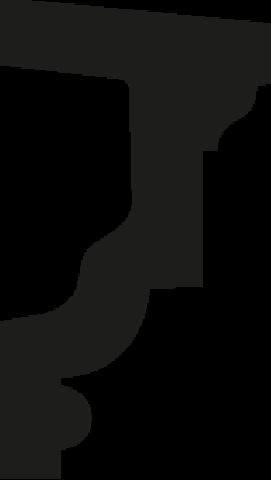 Подоконный элемент 4.82.202