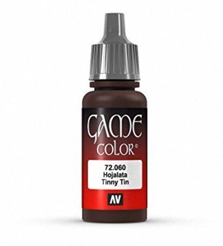 Game Color Tinny Tin 17 ml.
