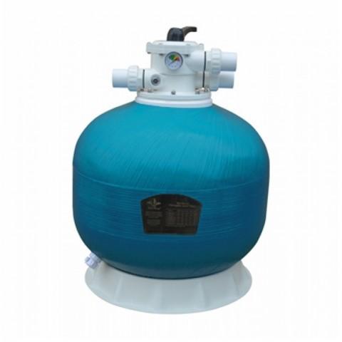 Фильтр шпульной навивки PoolKing KP500 11.5 м3/ч диаметр 500 мм с верхним подключением 1 1/2