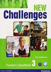 Challenges NEd 3 Teacher's Handbook+Multi-ROM