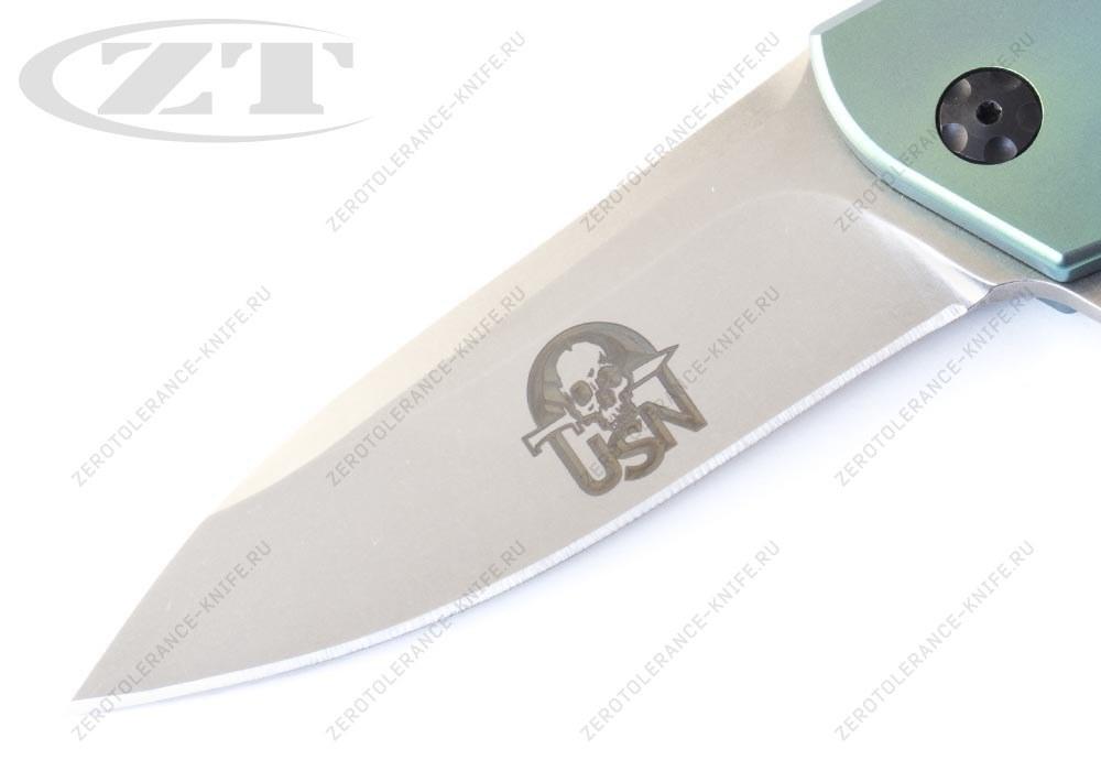 Нож Zero Tolerance 0801USN Rexford - фотография