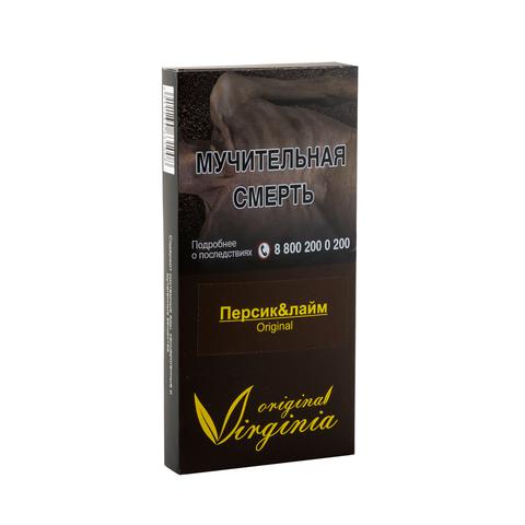 Табак Virginia Original Персик Лайм 50 г
