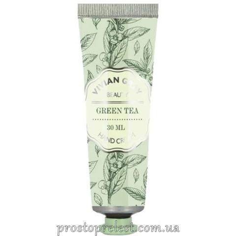 Vivian Gray Beauty Green Tea Hand Cream - Крем для рук