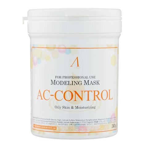Маска альгинатная Anskin для проблемной кожи и акне 240 гр