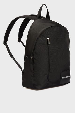 Мужской черный рюкзак ROUND BP 43W Calvin Klein