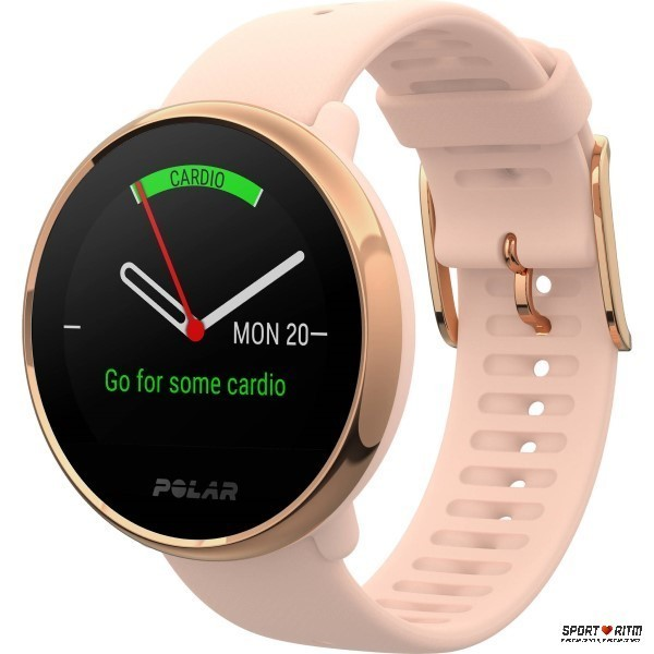 Polar Ignite Pink Rose Gold HR