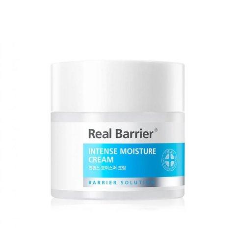 Real Barrier Intense Moisture Cream ламеллярный увлажняющий крем со скваланом