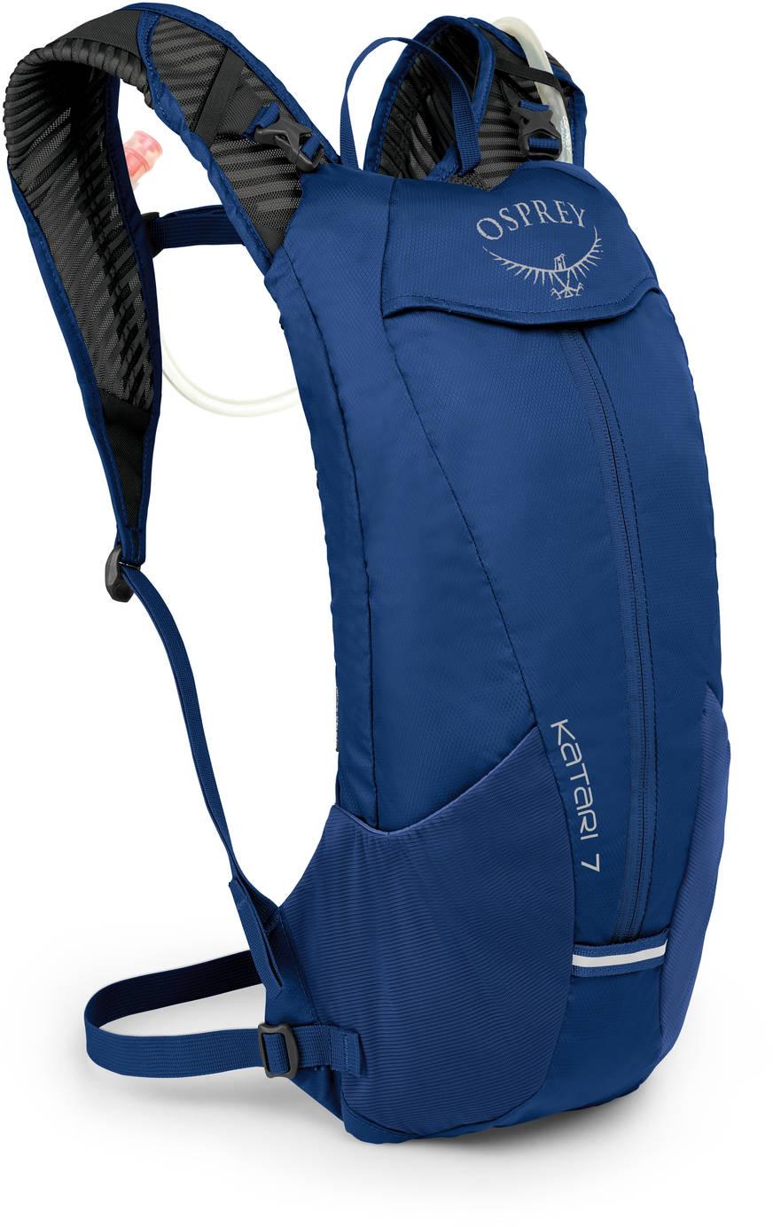 Рюкзаки для бега Рюкзак велосипедный Osprey Katari 7 Cobalt Blue Katari_7_S19_Side_Cobalt_Blue_web.jpg