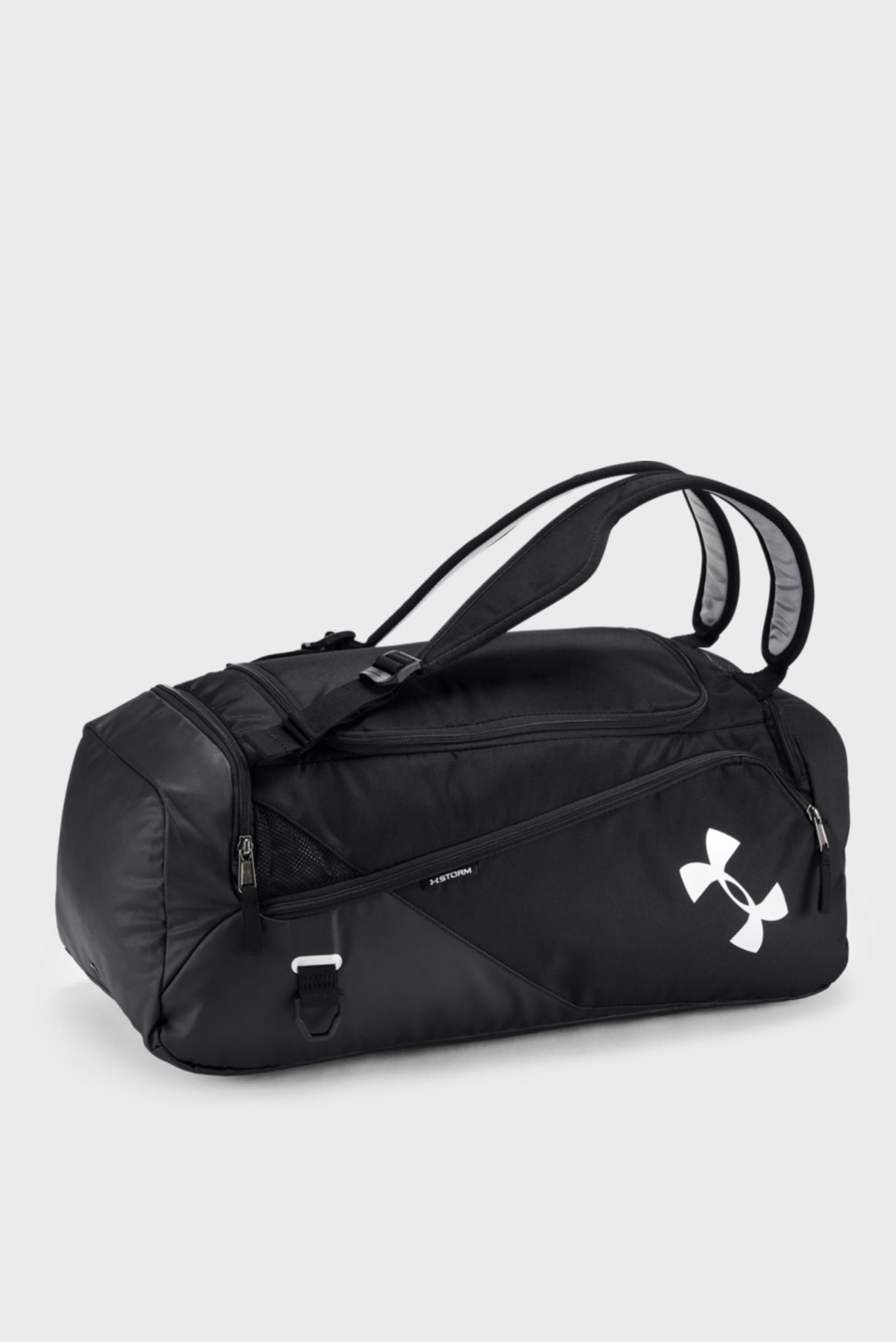 Черная спортивная сумка Contain Duo 2.0 Under Armour