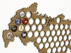 Карта для пивных крышек «Beer Bank», фото 14