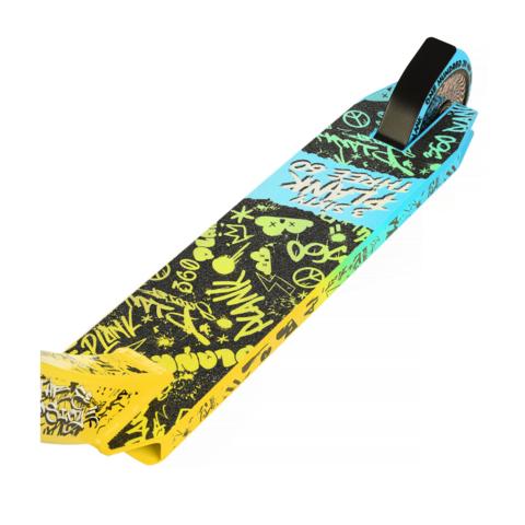 Трюковой самокат Plank 360 new