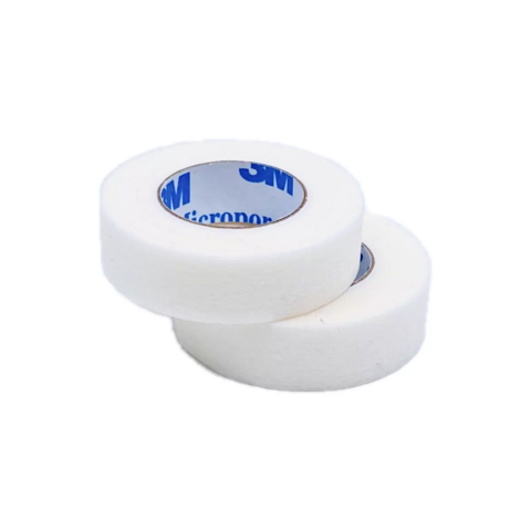 Лента-скотч бумажная 3М (узкая)