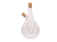 9441 FISSMAN Ёмкость для жидких специй, масла 2в1 50 мл / 500 мл