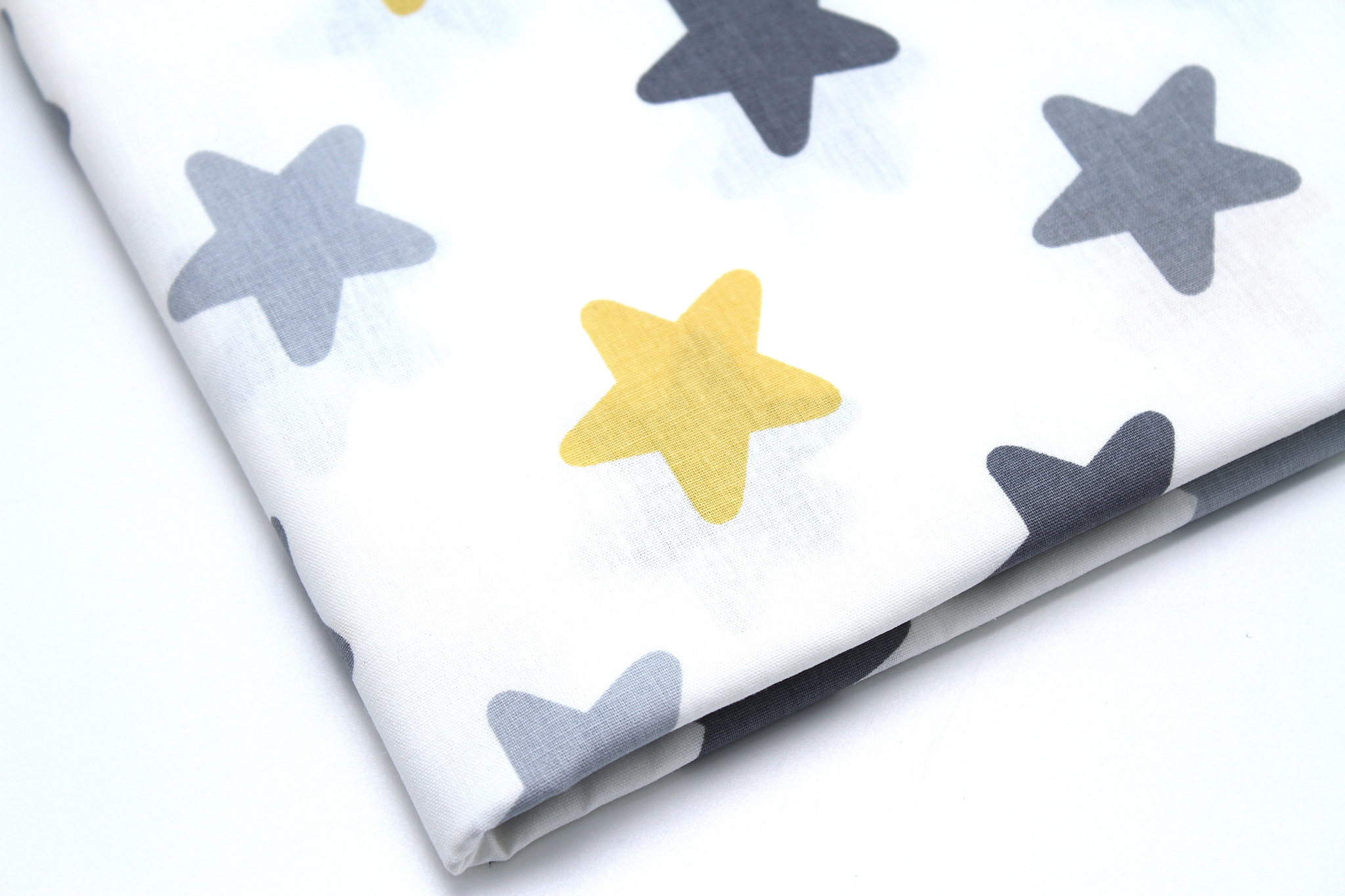 Звезды крупные желто-серые,240 см