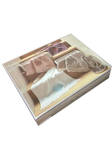 Набор салфеток CORAL - КОРАЛ в размере 40х60 Maison Dor (Турция)
