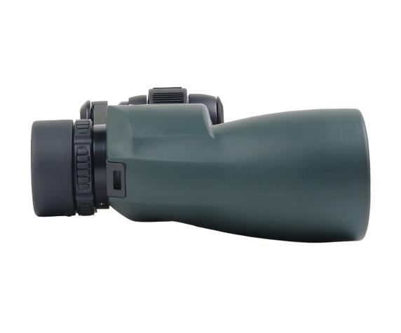 Бинокль Veber ED 10x42 WP green - азотное заполнение корпуса