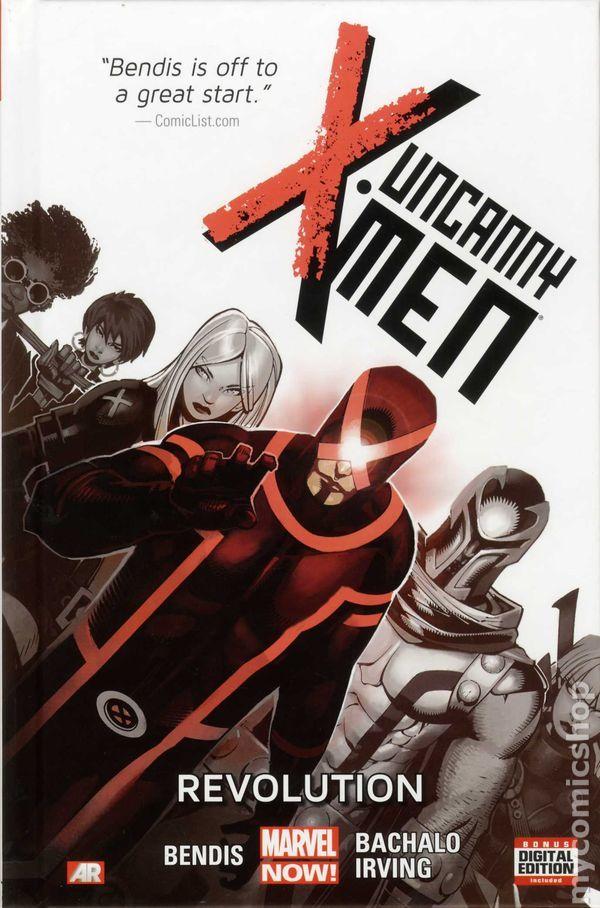 Uncanny X-Men TPB #1 Revolution (Marvel Now)