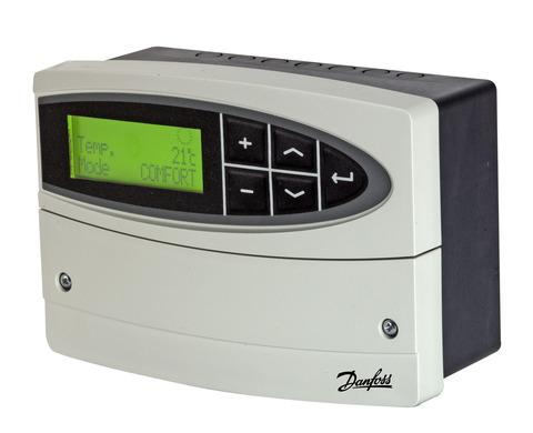 087B1262 Danfoss Электронный регулятор ECL Comfort 110