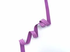 _Эластичная бейка, 15 мм, с блеском, фиолетовый рассвет, ( Арт: TB205/15B-783), м