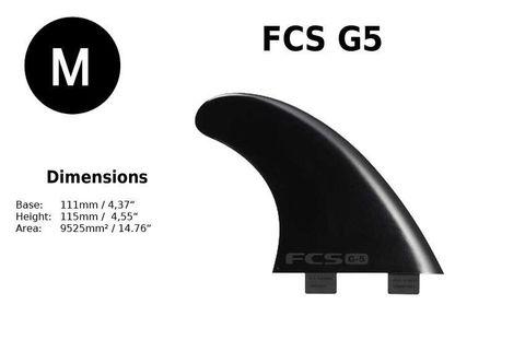 FCS G5, компл. из двух боковые, M