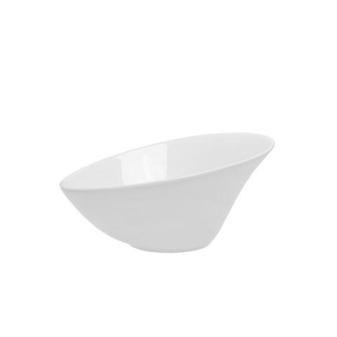 Салатник 16,5см фарфор Royal White белый TUDOR (TU0002)