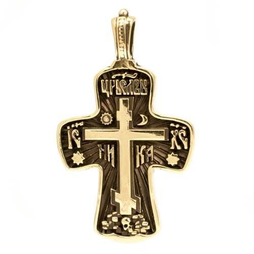 Православные украшения Крест Отче наш RH_01413-min.jpg