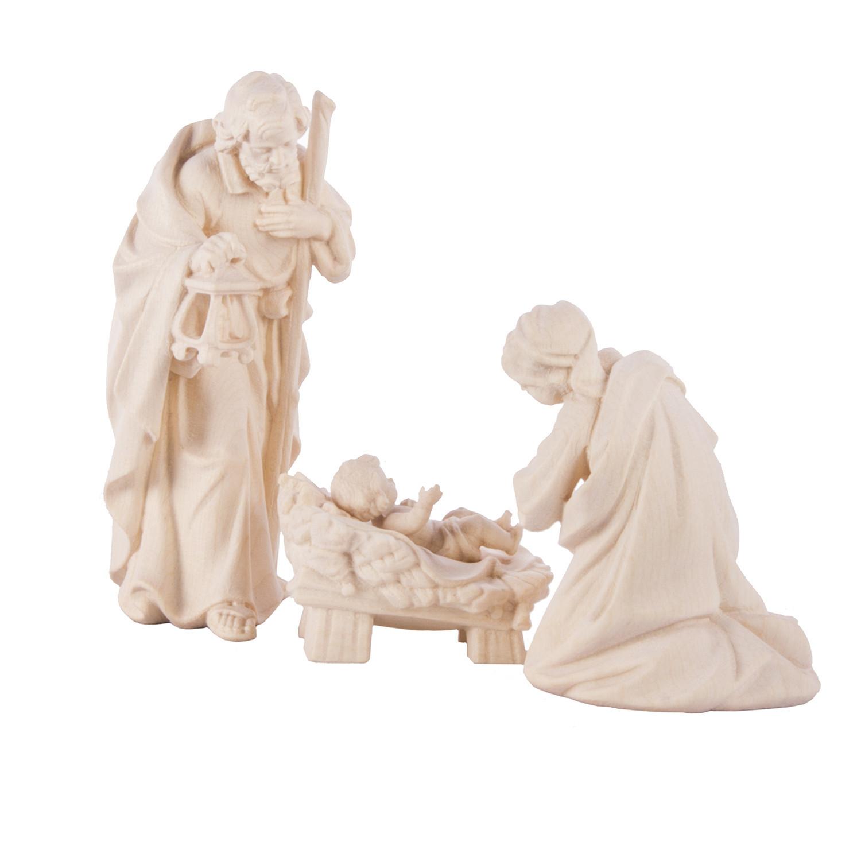 Святое семейство с младенцем