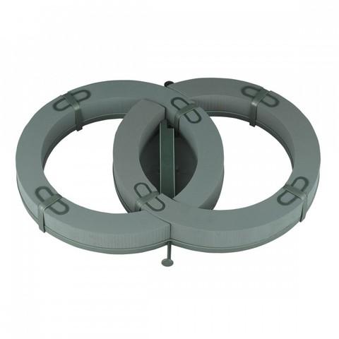 Оазис Кольцо двойное для авто (57х39х7,5 см)