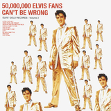 Elvis Presley / 50,000,000 Elvis Fans Can't Be Wrong (Elvis' Gold Records - Volume 2)(CD)