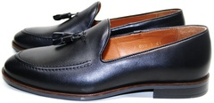 Мужские туфли на свадьбу Ikoc BlacK-1