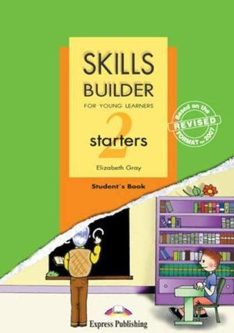 Skills Builder STARTERS 2. Student's Book. Учебник